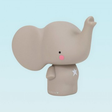Hucha Elefante A Little Lovely Company Gris