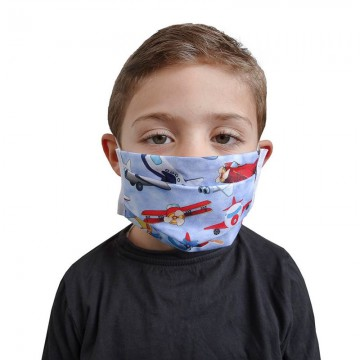 Mascarilla higiénica Infantil reutilizable CLVital Modelos Surtidos