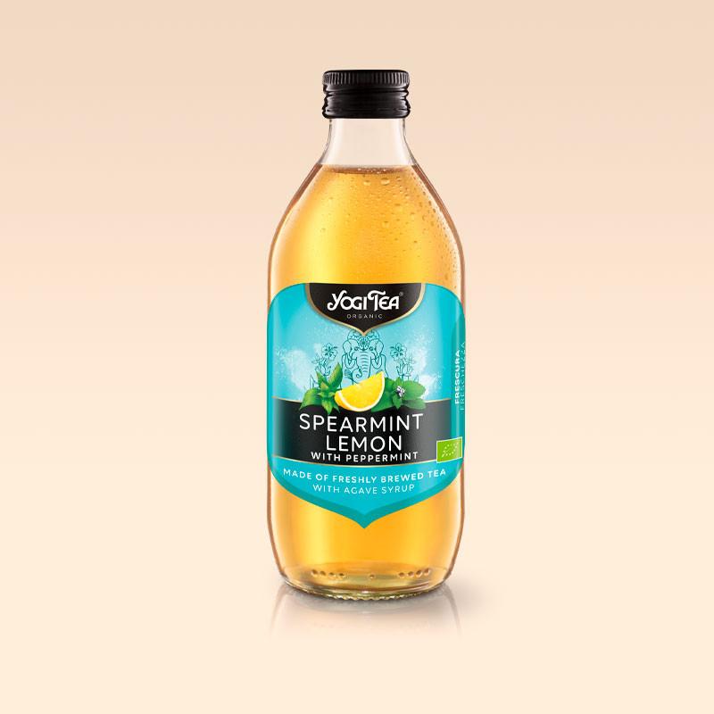 Infusión fría Yogi Tea de menta, limón y hierbabuena 330 ml