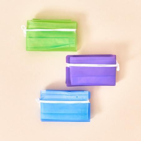 Porta mascarillas higiénicas Estuche