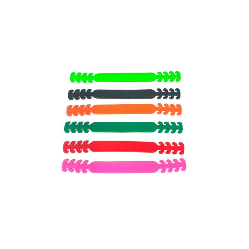 Salvaorejas de silicona en colores surtidos