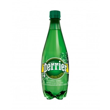 Agua Mineral con gas Perrier 50 cl