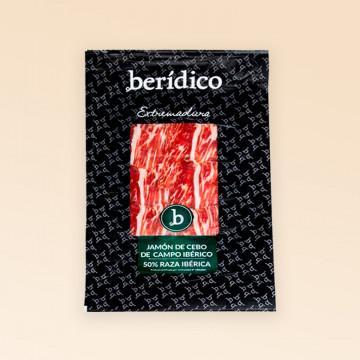 Jamón de Cebo de Campo Ibérico, 50% raza Ibérica, Berídico