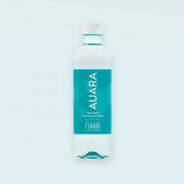 Agua mineral AUARA botella de 500 ml