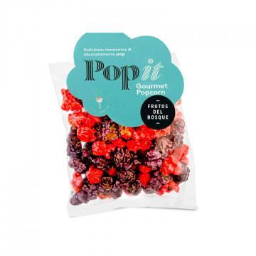 Bolsa de palomitas gourmet Frutos del Bosque Popit, 30 g