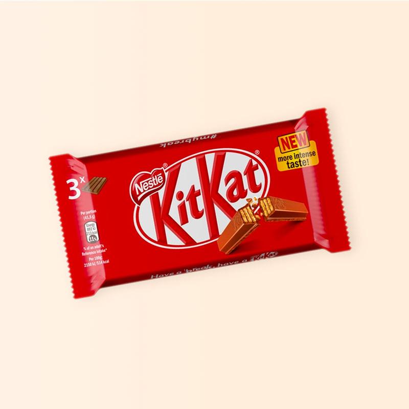 Kit Kat Nestlé Classic de chocolate con leche