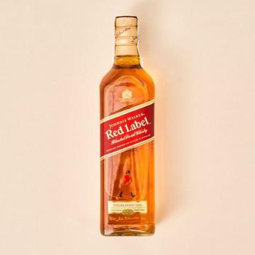 Whisky Johnnie Walker Red Label, botella de 70 cl.