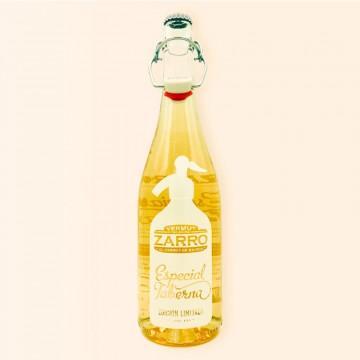 Vermut Zarro Blanco Taberna, botella de 75 cl