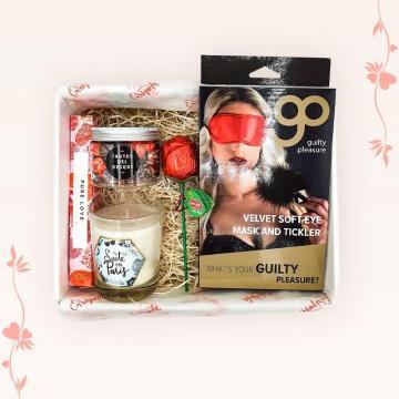 Un regalo para San Valentín y para parejas con una sorpresa indiscreta