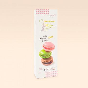 Macarons de Pauline, caja con 3 Unidades