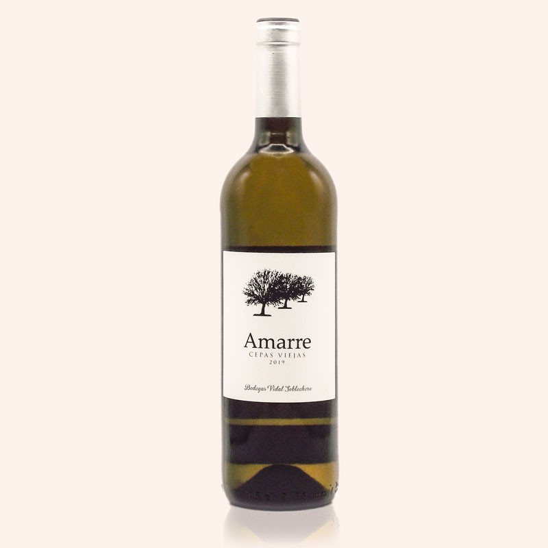 Vino Blanco Rueda Amarre 2019