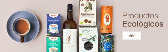Productos ecológicos, perfectos para regalar